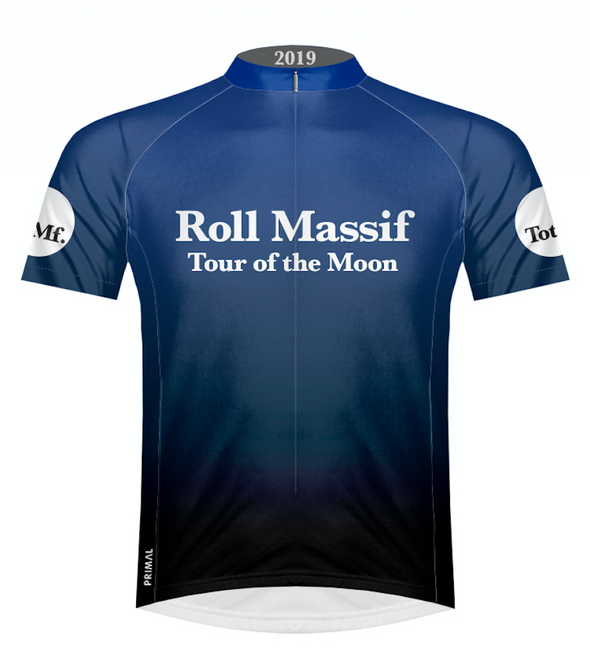 2019 Tour of the Moon - Men's Jersey