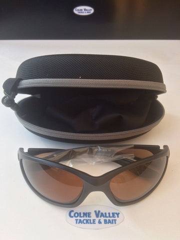 Black Polarised Sunglasses