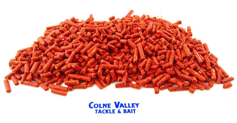 3mm Bloodworm Pellets