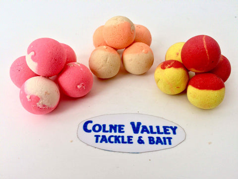 20 12mm Red/Yellow Pop Up In 90 Flavours