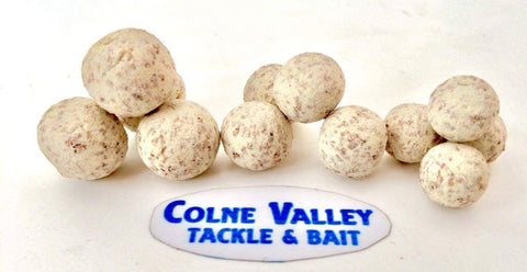 20 12mm White Cork Wafters In 90 Flavours