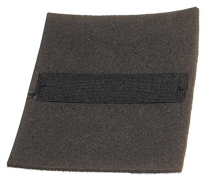 Mirka Handpad 115x140x6mm Grip verstellbare Lasche