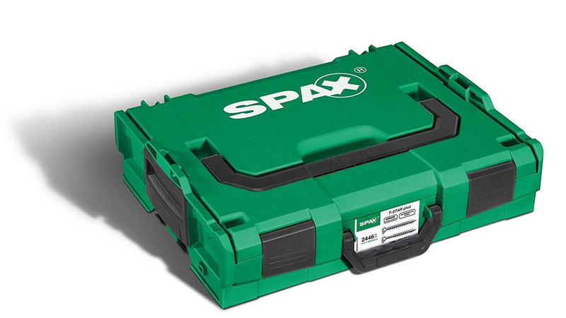 SPAX Systainer / Montagekoffer L-BOXX, groß, WIROX A3J