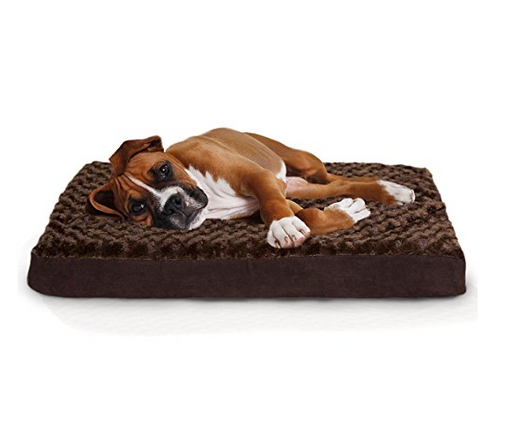 Designer Dog Bed by Furhaven - Orthopedic - Assorted Colors