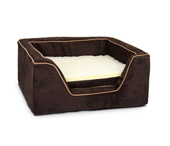 Luxury Dog Bed by Snoozer - Memory Foam - Assorted Sizes
