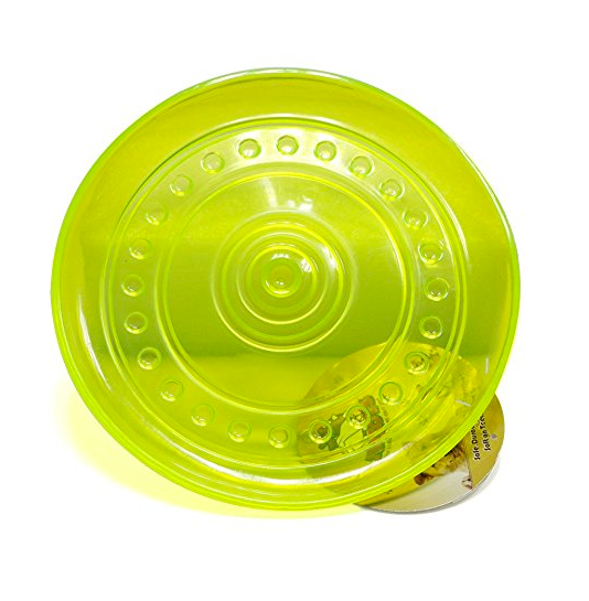 ThermoPlastic Rubber Frisbee Disc Dog Toy by TufToys