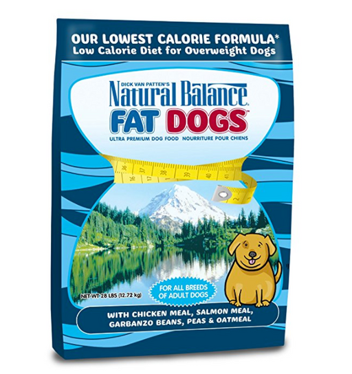 Low Calorie Dog Food for Fat Dogs by Natural Balance