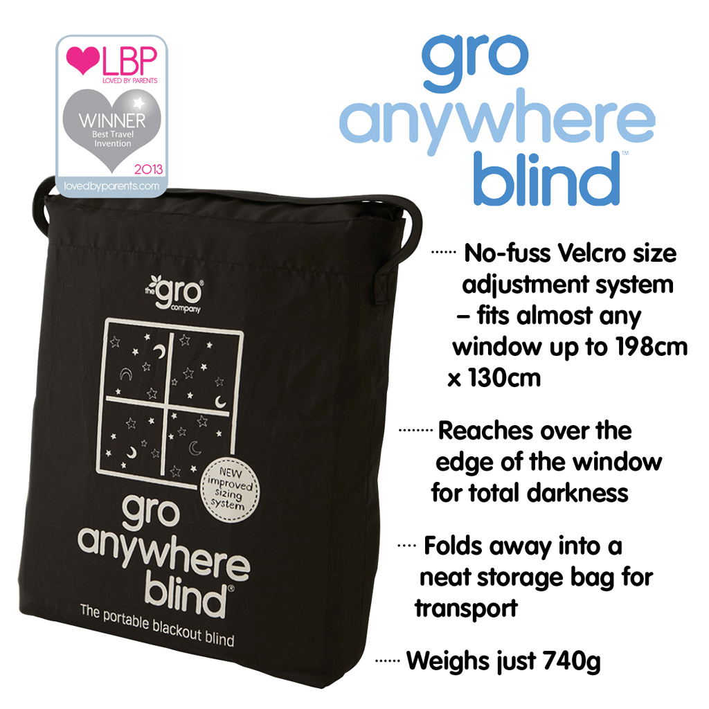 Gro Anywhere blind FOR RENT