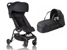 Mountain Buggy Nano Cocoon newborn attachment including net and rain covers FOR RENT