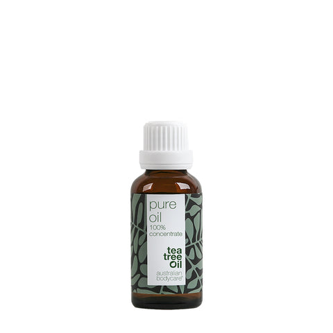 Australian Bodycare Pure Oil antiseptisk Tea Tree olie - 30ml, 10ml