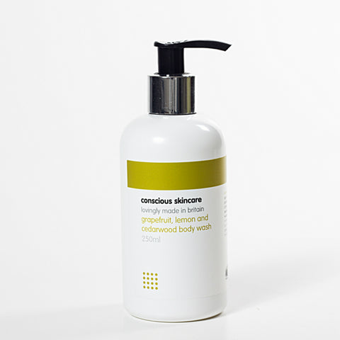 Conscious Skincare Organic Body Wash - 250ml