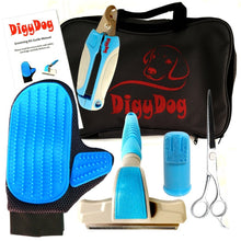 Pet Grooming KIT For Dogs and Cats - Bag included