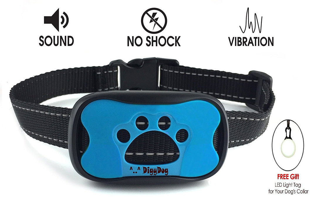 Bark Collar - Humane Training Device with No Shock!