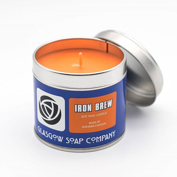 Iron Brew Candle