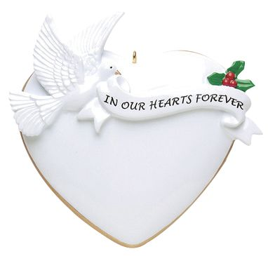 In our Hearts Forever Decoration
