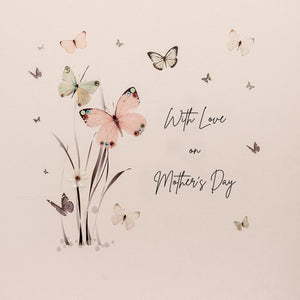 Love on Mother's Day Card