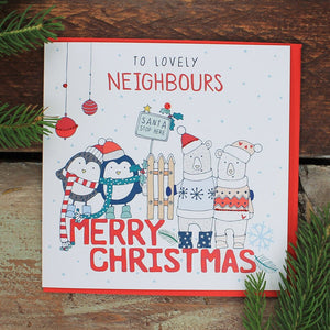 Lovely Neighbours Card