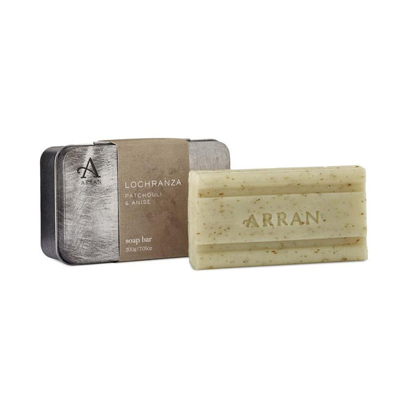 Lochranza - Men's Tinned Soap