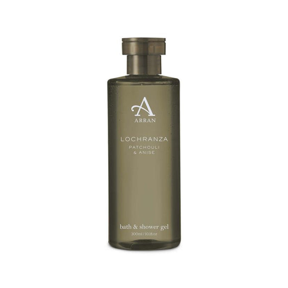 Lochranza - Men's Bath & Shower Gel