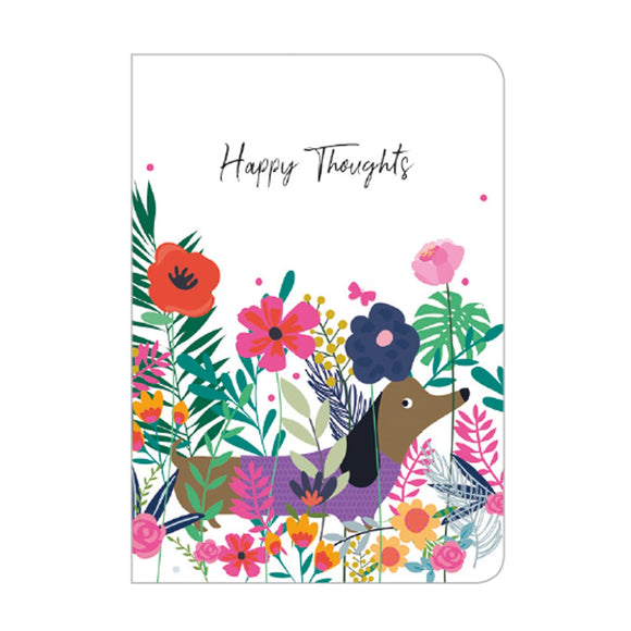 Happy Thoughts Notebook