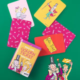 Roald Dahl Golden Ticket Memory Game