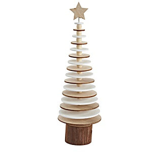 Large Wooden Layer Tree