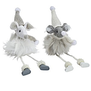 Wintry Mice with Dangly Legs