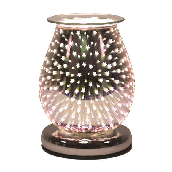 Electric Melt Warmer - Oval Shooting Star