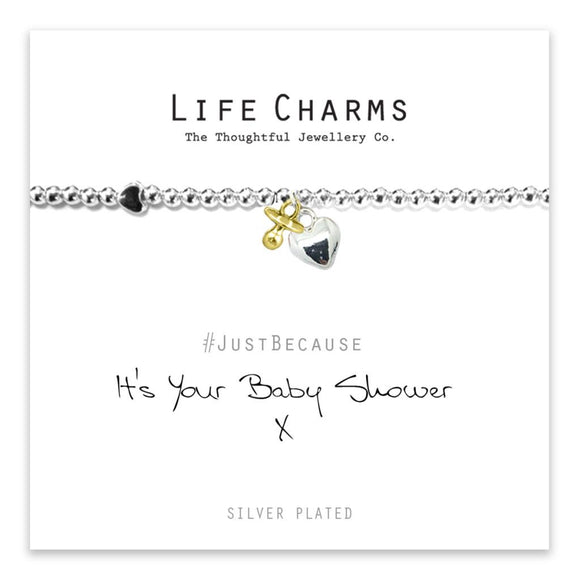 It's Your Baby Shower Bracelet
