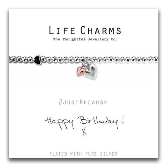 Happy Birthday Bracelet