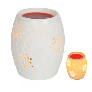 Electric Melt Warmer - Ceramic Flower