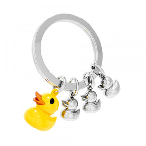 Duck Family 3D Keyring