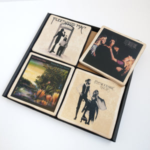 Fleetwood Mac Coaster Set
