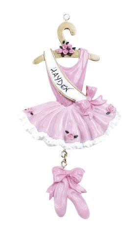 Ballet Dress Decoration