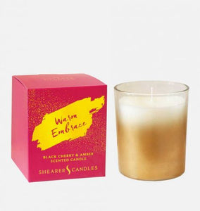 Warm Embrace Scented Candle