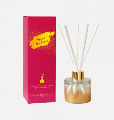 Warm Embrace Reed Diffuser