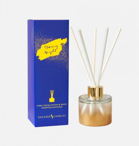 Starry Night Reed Diffuser