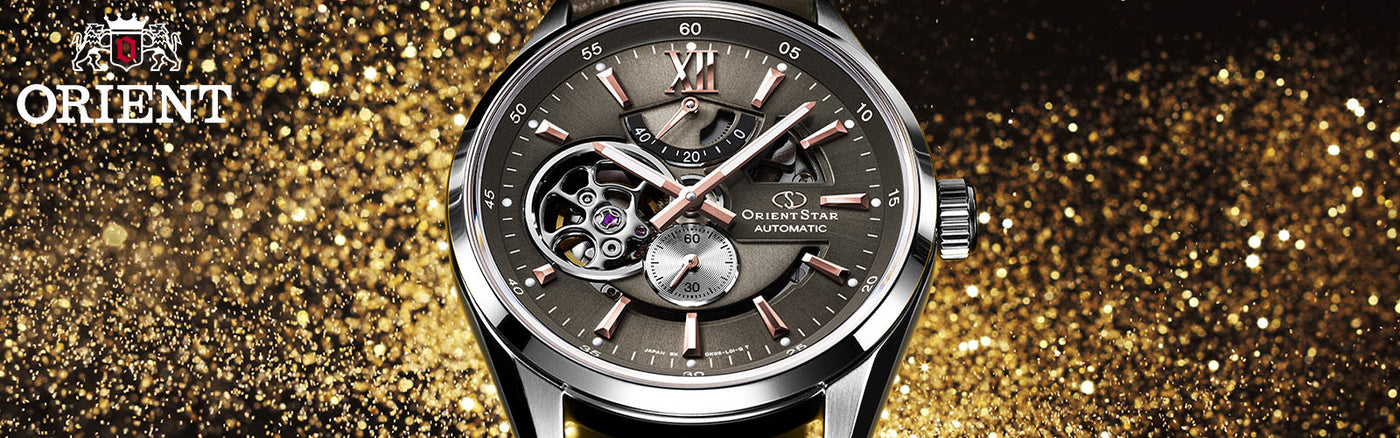 Image result for Orient watch banner