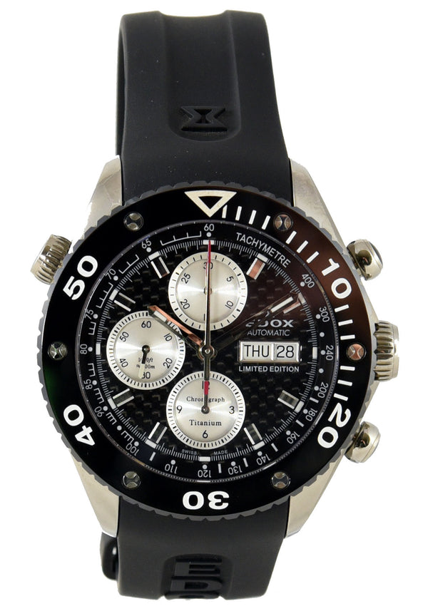 Edox Class 1 Limited Edition 'Spirit of Norway' 01104 TIN NIN