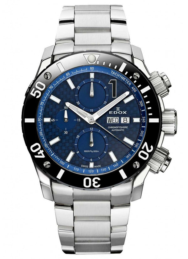 Edox Chronoffshore 1 Chronograph Automatic 01115 3 BUIN