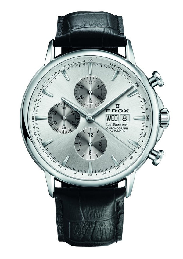 Edox Les Bemonts Chronograph Automatic 01120 3 AIN