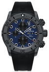 Edox Chronoffshore-1 Carbon Chronograph Automatic 01125 CLNGN BUNN