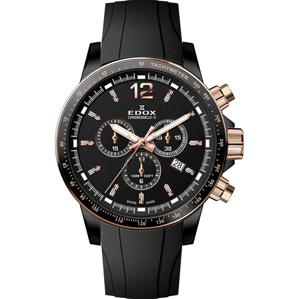 Edox Chronorally-S Chronograph 10229 357NRCA NIR