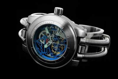 ANDROID Hydraumatic G7 Skeleton Automatic AD520BBU