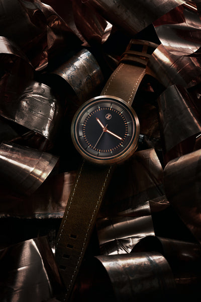 Zelos Chroma 2 Limited Edition Bronze