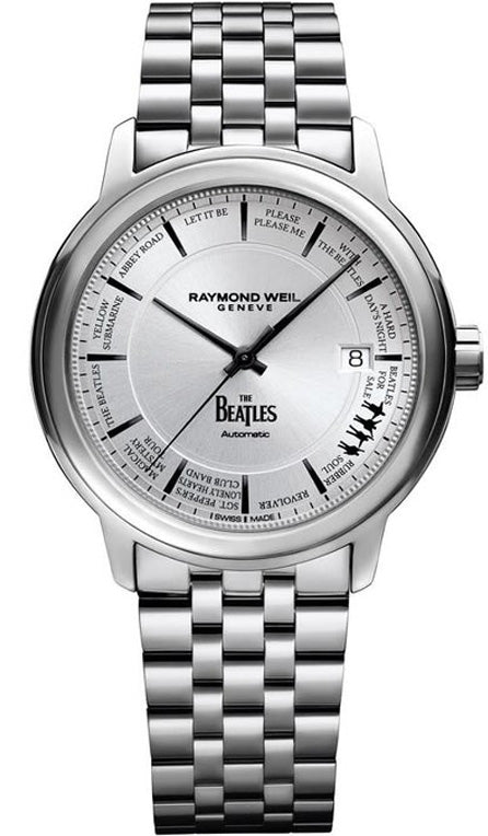 Raymond Weil Maestro The Beatles Limited Edition 2237-ST-BEAT1
