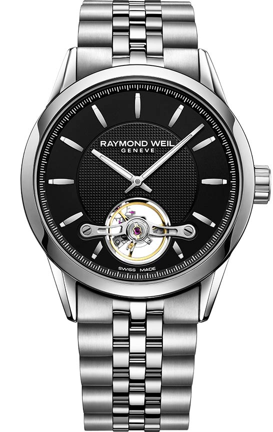 Raymond Weil Freelancer Open Heart RW1212 2780-ST-20001