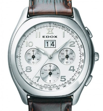 Edox Les Bremonts Big Date 45001 3AIN