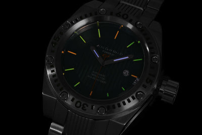 ANDROID PW 'Aquajet' T100 Automatic AD593BK