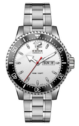 Edox Chronorally-S Day Date 84300 3M ABN